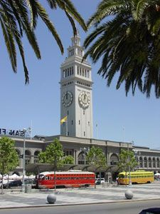 The Ferry Building in San Francisco...great lunch and shopping spot