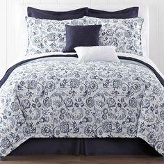 Jcpenney Com Liz Claiborne 174 Arabesque 4 Pc Comforter