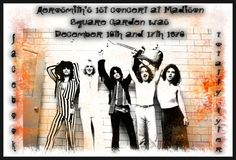 WHAT'S IN THE ATTIC WEDNESDAY WITH @aerosmith @IamStevenT @JoePerry @Thaerosmith @Joeykramer ... DID U KNOW ...