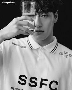 Kang Ha Neul Sky for Esquire Korea March 2020 issue Kdrama, Kang Haneul, Seo In Guk, Joo Hyuk, Moon Lovers, Jong Suk, Ji Chang Wook, Esquire, Korean Actors