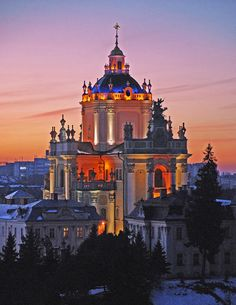 Cathedral of St. Yura, Lviv LostFound.gr ΔΩΡΕΑΝ ΑΓΓΕΛΙΕΣ ΑΠΩΛΕΙΩΝ FREE OF CHARGE PUBLICATION FOR LOST or FOUND ADS