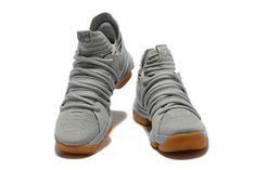 854e56c8e36d Official Nike KD 10 Pale Grey Light Bone Gum Nike KD 10 On Line
