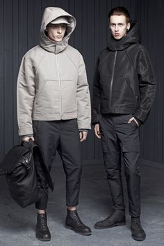 Alexander Wang Men's RTW Fall 2013 - Slideshow - Runway, Fashion Week, Reviews and Slideshows - WWD.com
