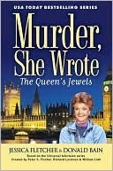 """""""The Queen's Jewels ('Murder, She Wrote' Book #34)"""" by Jessica Fletcher with Donald Bain ... #MurderSheWrote"""