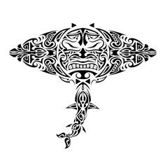 Check out our full list of Tribal Manta Tattoo designs right here! #tribal #tattoo #manta Polynesian Tattoo Designs, Tribal Tattoos, Most Beautiful, Ink, Check, Tattoo Maori, Hardware Pulls, Hands, India Ink
