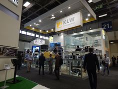 TRIUMFO SUCCESSFULLY DELIVERED #TRADE #SHOW #BOOTH TO KLW-WHEELCO SA FOR #INNOTRANS 2016 IN BERLIN, GERMANY.