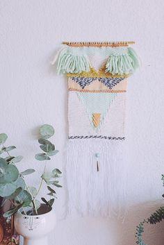 [weaving inspiration] Tissage - Morgane Frimane