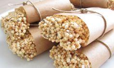 Quinoa Chia Riegel - vegan und glutenfrei