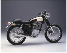 TU250 suzuki cafe racer. Affordable and good looking!