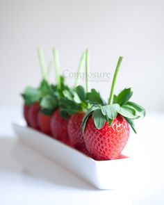Strawberry kitchen photo print graphic by ComposurePhotography, £16.00