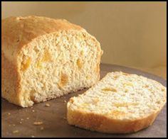 APRICOT BREAD 2 Cups Warm Water 1 Cup Dried Apricots (snipped) 1 Cup Sugar 2 Tbsp. Butter (softened) 1 Egg 3/4 Cup Orange Juice 2 Cups All-purpose Flour 2 tsp. Baking Powder 1/4 tsp. Baking Soda 1 tsp. Salt 3/4 Cup Nuts (chopped) http://www.themerchandiser.com/cooking-corner