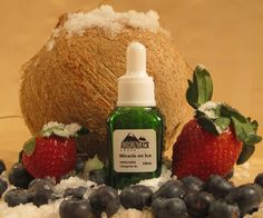 Adirondack Vapor Miracle On Ice Review - E-Liquid EJuice Reviews - VapeLiving
