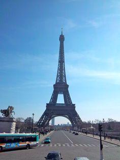 Paris, France = April!!!!!