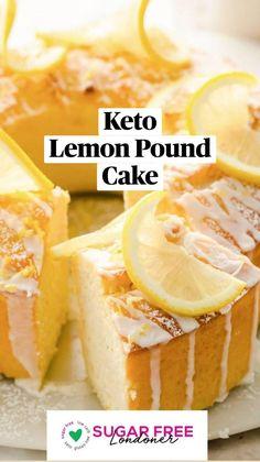 Fruit Recipes, Diabetic Recipes, Low Carb Recipes, Dessert Recipes, Cooking Recipes, Baking With Coconut Flour, Keto Cake, Gluten Free Chocolate, Keto Bread
