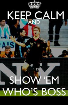 Keep Calm And...Muller!!