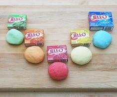 Jell-O Marshmallow Fondant
