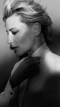 Look at Cate Blanchett.