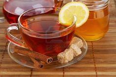Simple Ways to Stay Healthy: Lemon, Honey and Cinnamon