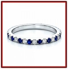 Exceptional Sapphire Wedding Bands For Women Idea More Design http://nathanweigall.com/sapphire-wedding-bands-for-women-idea/