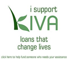 Kiva | Save a life. Make a micro loan. Empower people around the world with a $25 dollar loan. Get $25 free from Kiva NOW to loan and help alleviate poverty today!! No tricks. No gimmicks. Join FREE with this link and make a loan (on us!) to someone in need today. http://www.kiva.org/invitedby/lillycalandrello