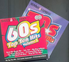 60s & 70s TOP TEN HITS: PROMO 2 CD SET / AMEN CORNER, GEORGIE FAME, JIMMY CLIFF #DancePopDiscoEasyListeningPopRB