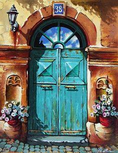 "Anatoly Metlan "" House no.38 """
