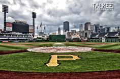 Pittsburgh, PA – PNC Park - HDR Photo by Talke Photography | #Photography #TalkePhotography #PNCPark #Pittsburgh