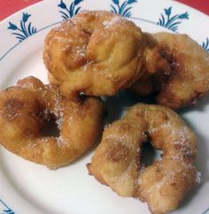 Dulce Diabetico: Rosquillas de anis