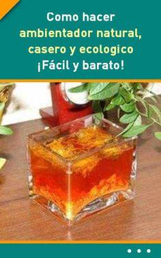 Como hacer y ¡Fácil y Home Hacks, Holidays And Events, Clean House, Cleaning Hacks, Sweet Home, Food And Drink, Homemade, Home Decor, Mosquitos