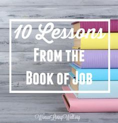 This week the Good Morning Girls completed our study in the book of Job! Way to go!!! You completed 42 long chapters. I'm so proud of you for sticking with us! Here's 10 Lessons We Learn From the Book of Job 1.) Bad things happen to good people . The book of Job opens in verse one by telling us that Job was a blameless, upright man who feared God and turned away from evil. Then…his life unraveled. Job's suffering did not come because he was bad but rather because of his unwavering…