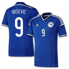 Adidas Bosnia Home Ibiševic Shirt 2014 2015 Bosnia Home Ibiševic Shirt 2014 2015 http://www.comparestoreprices.co.uk/football-shirts/adidas-bosnia-home-ibiševic-shirt-2014-2015.asp