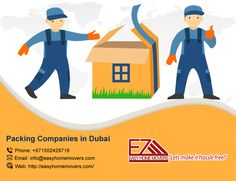Packing Companies, Companies In Dubai, Let It Be, Easy