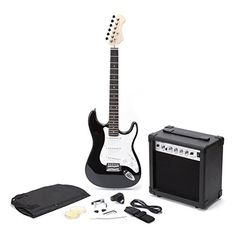 RockJam Full Size Electric Guitar Superkit with Amp, Stri... https://www.amazon.co.uk/dp/B014WEJF6E/ref=cm_sw_r_pi_dp_nw6uxbTVBR13P