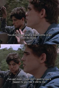Quotes From the Outsiders Dally | The outsiders