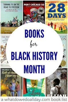 Chapter Books for Black History Month Kids' chapter books for Black History Month. Nonfiction and fiction books.Kids' chapter books for Black History Month. Nonfiction and fiction books. Kids Chapter Books, Best Children Books, Books For Teens, Black History Month Activities, Activities For Teens, Holiday Activities, Summer Activities, Nonfiction Books For Kids, Fiction And Nonfiction