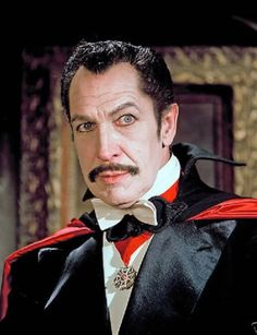 vincent price as the saint | The Red Room: In Memoriam - Vincent Price