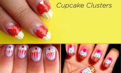 Cupcake Nails! | Beautylish