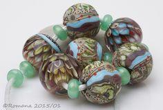 Artisan Lampwork Beads