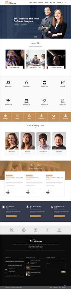Amazing responsive 7in1 #WordPress theme for #webdev #Attorneys, #Barristers at #Law, Legal Advisers, Legal offices, Lawyers, Counsels, Solicitors, Advocates website download now➩ https://themeforest.net/item/lawbase-agency-corporate-business-wordpress-theme/16718478?ref=Datasata
