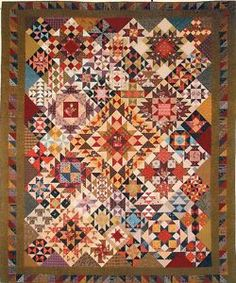 Image detail for -Patchwork Sampler Quilt Pattern by Lori Smith | eBay