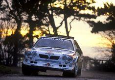 RAC Rally 1985 Markku Alen.