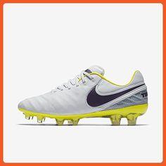 6b81fec149fb Nike Women's Tiempo Legend VI FG Legend Pure Platinum Soccer Cleats, Size  7.5 - Athletic