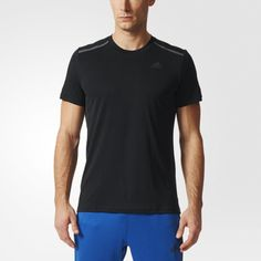 adidas Cool 365 Tee Men's Black - Official adidas eBay Store -Free Shipping  & Returns