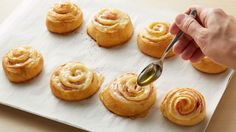Ham and Cheese Crescent Roll-Ups Recipe - Pillsbury.com