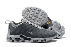 868381895eb Zero Defect Nike Air Max Plus Tn Ultra Cool Grey Black Wolf Grey 898015 007 Sneakers  Men s Running Shoes