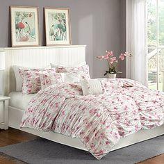 Ashley Comforter Set - BedBathandBeyond.com