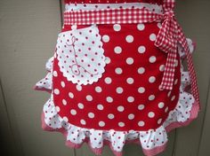 i love lucy apron by Janny Dangerous