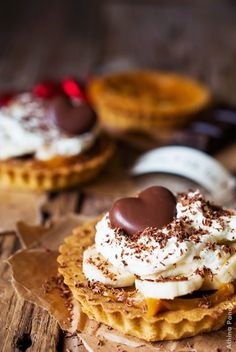 Sugar Buzz: Ένα πανεύκολο banoffee #withlove και ένας pre-Vale...