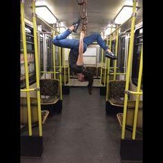 crazy dancer girl! ona metro! finny picture idea