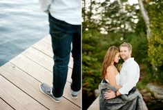 lake-engagement-ideas - Once Wed